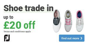 FootJoy Ladies' Shoe Trade In